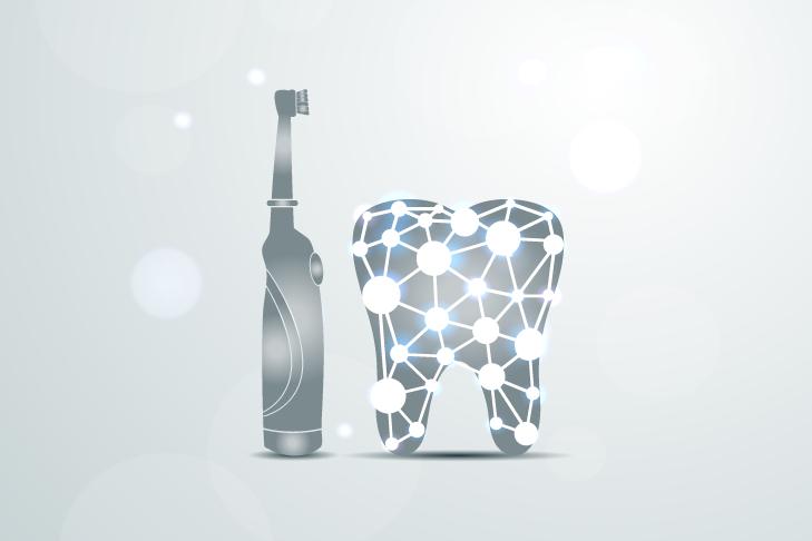 Cepillo de dientes del futuro