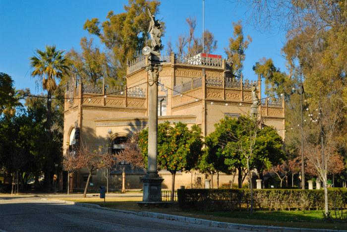 Pabellón Real, parque de María Luisa