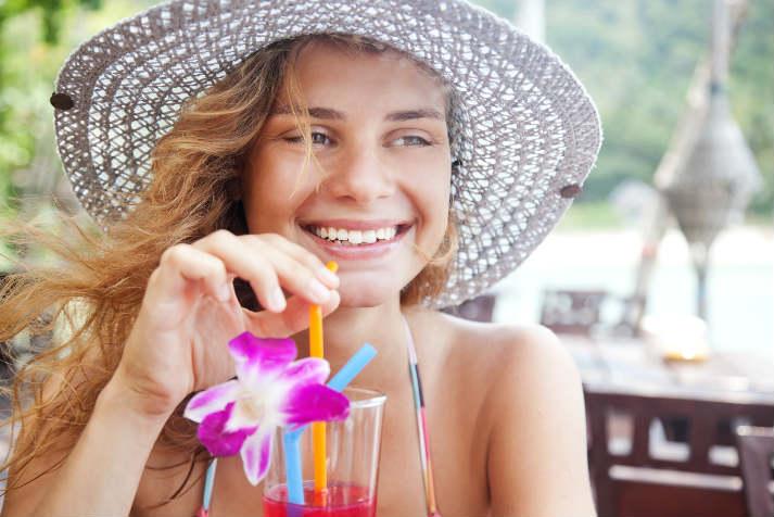 Cuuidar tu sonrisa en verano