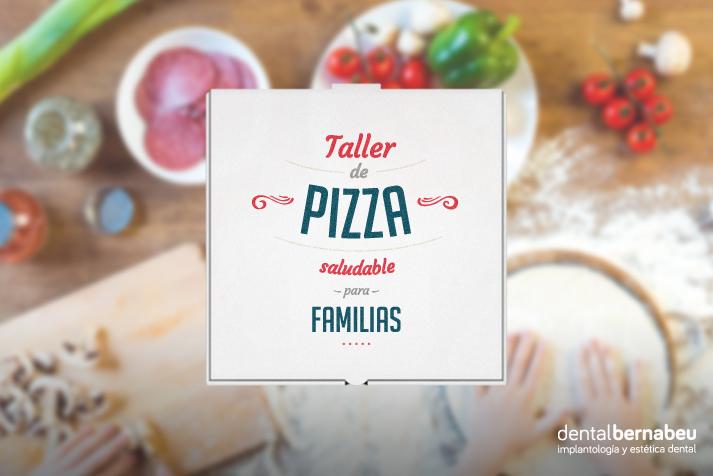 BERNABEU concurso taller pizza