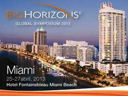 Global Symposium de Biohorizons 2013
